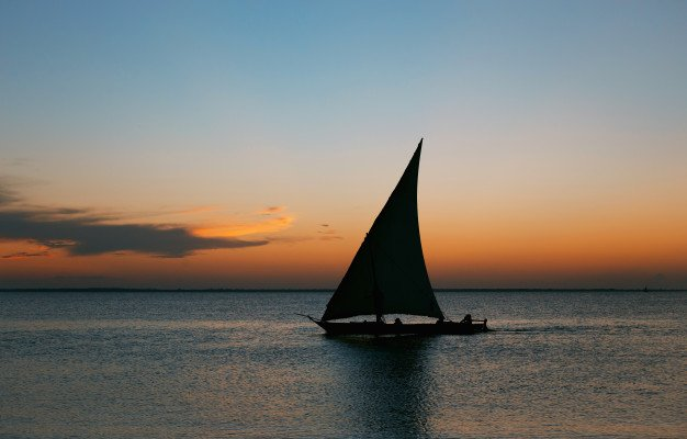 Nomad Away - Boat trip at Sunset